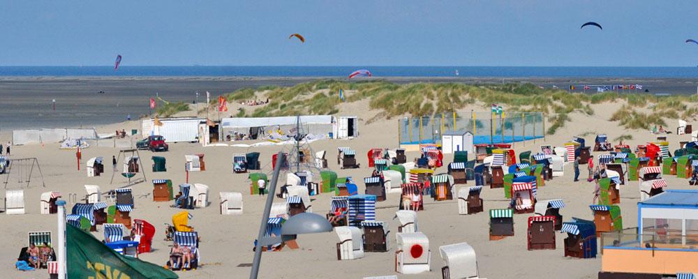 Botkum Urlaub KiteBuggy Festival