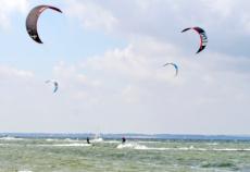 Kite- und Windsurfen